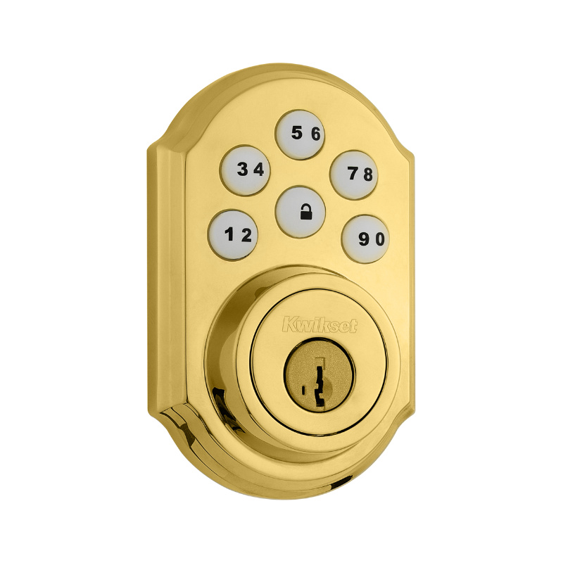 Smartcode electronic deadbolt enlarge pronofoot35fo Gallery