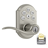 SmartCode 912 Lever with Home Connect