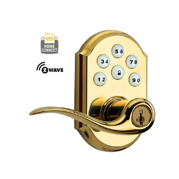 Kwikset SmartCode Lever with Z-Wave Technology