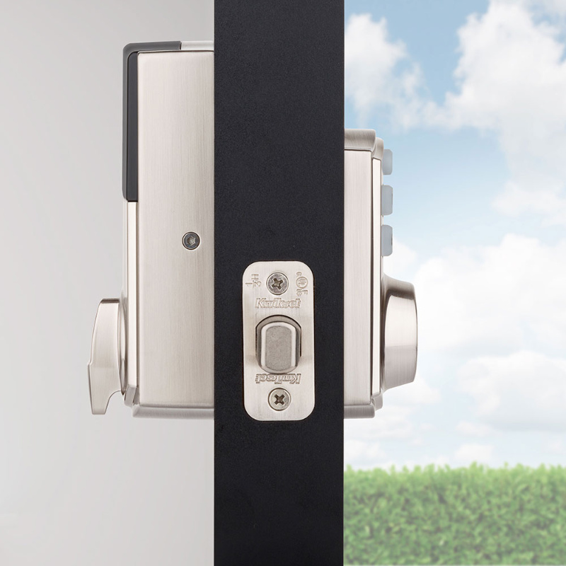 SmartCode 914 Deadbolt with Z-Wave Technology