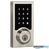 SmartCode 916 Contemporary Deadbolt Amazon Key Edition
