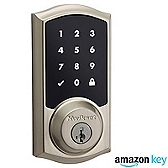 SmartCode 916 Touchscreen Deadbolt Amazon Key Edition