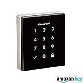 Obsidian Electronic Touchscreen Deadbolt Amazon Key Edition