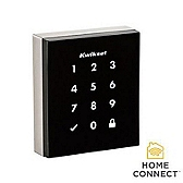 Obsidian Electronic Touchscreen Deadbolt with Home Connect
