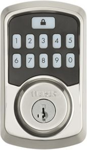 Aura Bluetooth keypad smart lock