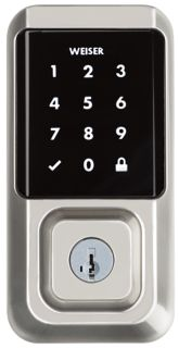 Halo touch wi-fi keypad smart lock