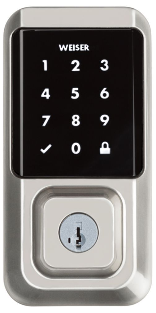 Halo Wi-Fi smart lock in contemporary style