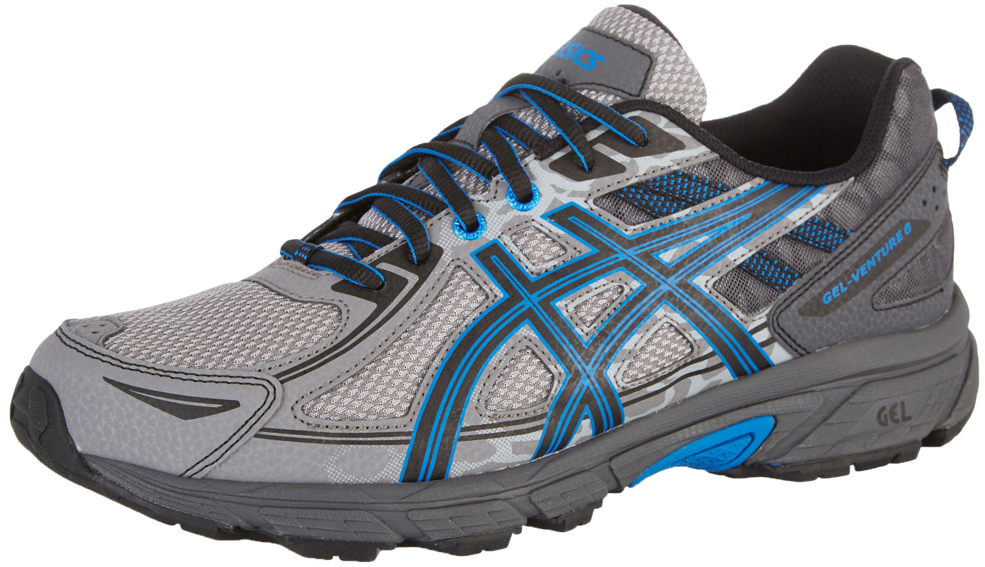 Asics Mens Gel Venture 6 Athletic Shoes | eBay