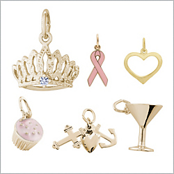 Shop charm collection