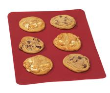 Master Chef Silicone Baking Sheet, Red by Master Chef