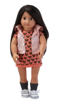 Our Generation Lili Doll, 18 In by Canadian Tire