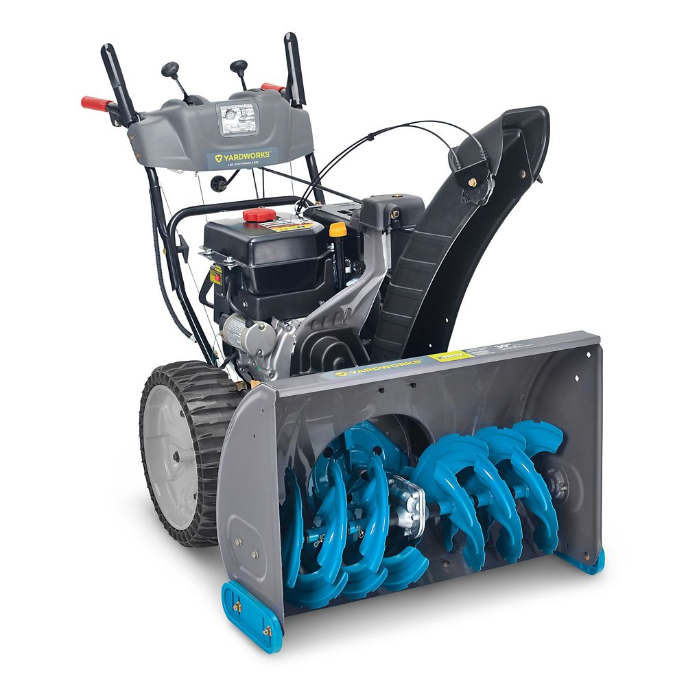 Yardworks 357cc 2-Stage Snowblower, 30-in