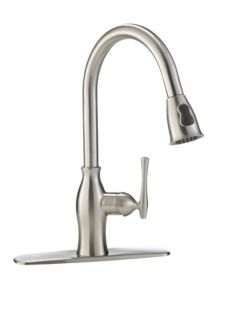 canadian tire kitchen faucets danze pull kitchen faucet brushed nickel 16575