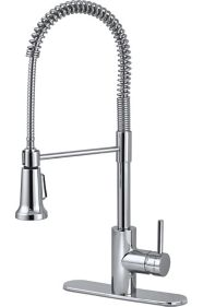 Peerless Pull Down Kitchen Faucet Brushed Nickel Canadian Tire