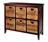 For Living Verona Storage Chest 6 Drawer