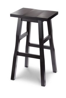 Shoptagr For Living Shinto Bar Stool Dark Espresso 26 In By For