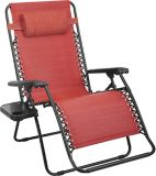 For Living XL Zero Gravity Chair, Red
