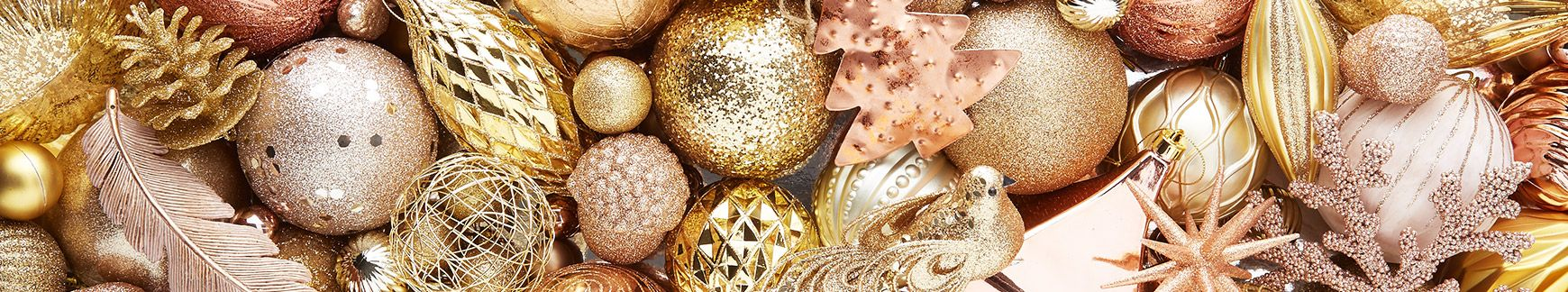 gold christmas ornaments canadian tire