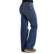 dc3c49981 star. star. Ariat Women s Copper Ella Electric Lady Trouser Jeans · Ariat  Women s REAL Vine Celestial Dark Wash Boot Cut Jeans