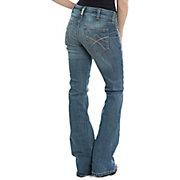 1e155af70 ... Ariat Women s REAL Vine Celestial Dark Wash Boot Cut Jeans. 10026677   79.95 69.95