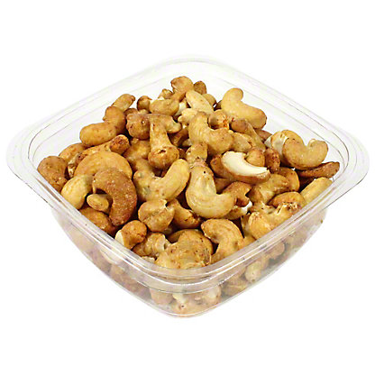 Bulk Spicy Dry Roasted Cashews,LB