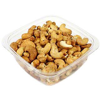 Bulk Spicy Dry Roasted Cashews,LB