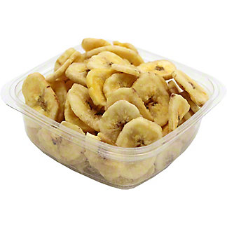 Lone Star Nut & Candy Sweetened Banana Chips, ,