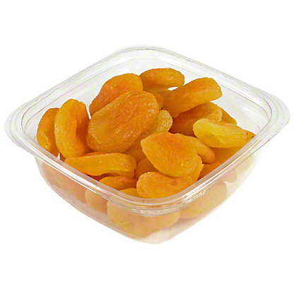 Turkish Giant Pitted Dried Apricots, Sold by the pound