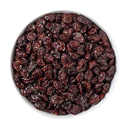 Lone Star Nut & Candy Dried Sweetned Tart Sour Cherries, sold by the pound