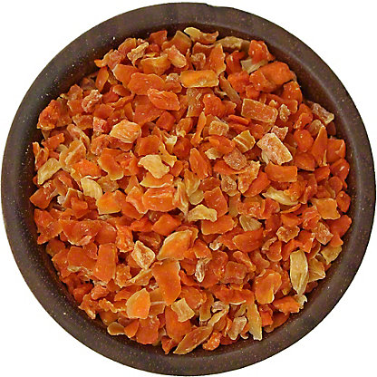 Dried Diced Carrots, ,