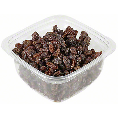 Organic Seedless Raisins,lb