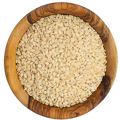 Southern Style Spices White Hulled Sesame Seeds,sold by the pound