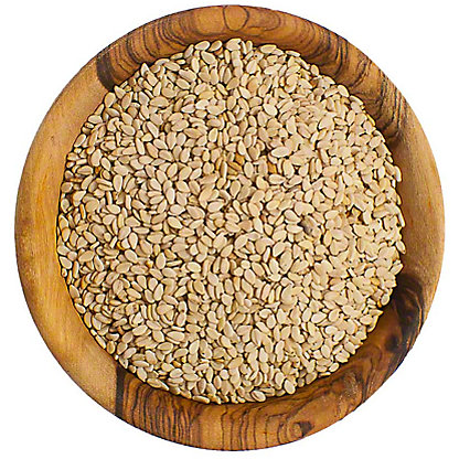 Southern Style Spices Natural Unhulled Sesame Seeds,sold by the pound