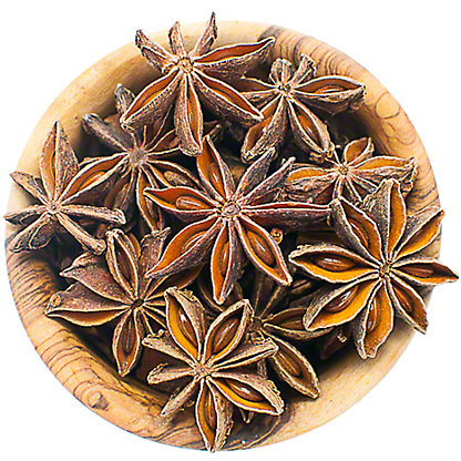 Southern Style Spices Whole Star Anise,sold by the pound