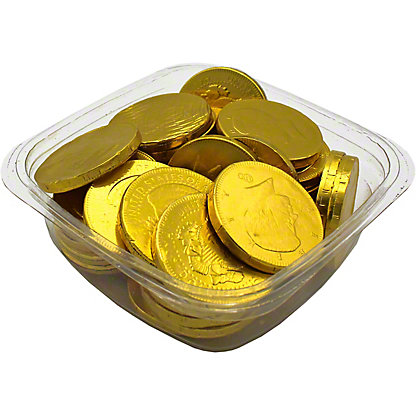Assorted Chocolate Gold Coins,LB