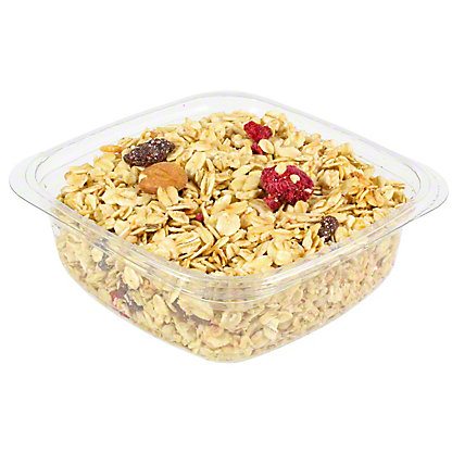 SunRidge Farms Organic Raspberry Crunch Granola,sold by the pound