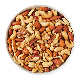 Lone Star Nut & Candy Roasted No Salt Imperial Mixed Nuts, sold by the, pound