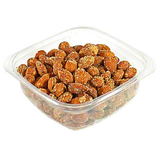 Lone Star Nut & Candy Smoked Almonds, sold by the,pound