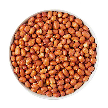 Bulk Roasted & Salted Spanish Nuts,LB