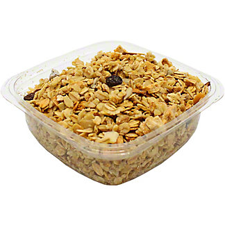 Bulk Almond, Apple, & Raisin Granola,LB
