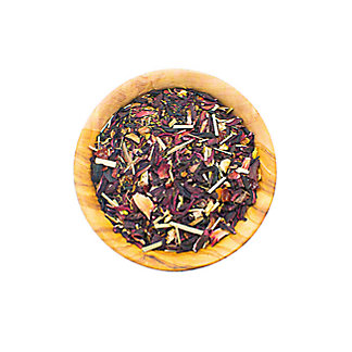 Southern Style Spices Hibiscus Zinger Loose Tea, sold by the pound