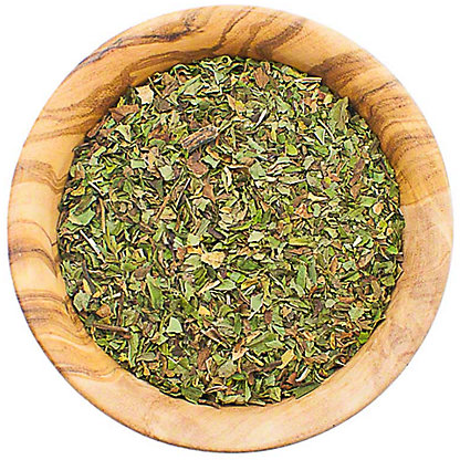 Southern Style Spices Cut & Sifted Peppermint Leaves,sold by the pound