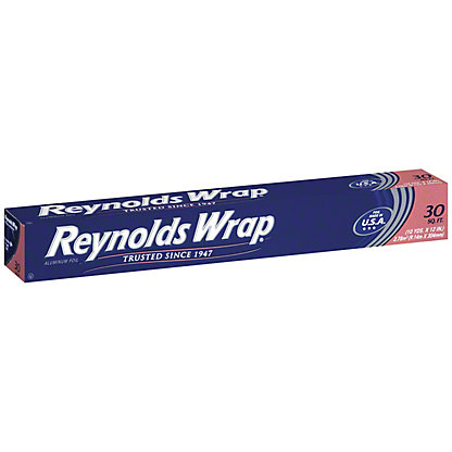 Reynolds Wrap Aluminum Foil,30 sq ft