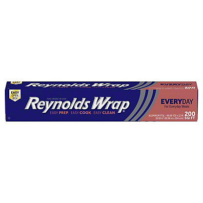 Reynolds Wrap Aluminum Foil,200 sq ft