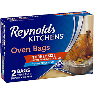 Reynolds Turkey Size Oven Bags,2 CT