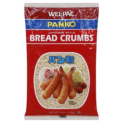 Wel-Pac Panko Japanese Style Bread Crumbs, 6 oz
