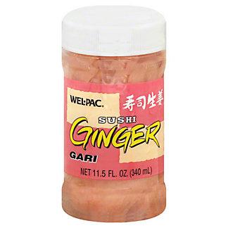 Wel-Pac Sushi Ginger,12 OZ