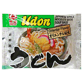 Myojo <p>Oriental Flavor Japanese Style Udon Noodles</p><p>With Soup Base</p>,7.22 oz