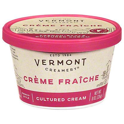 Vermont Creamery Crème Fraiche, 8 oz