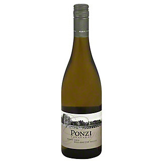 Ponzi Vineyards Ponzi Vineyards Pinot Gris,750 mL